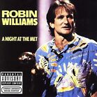 ROBIN WILLIAMS A Night at the Met CD EXCELLENT EXPLICIT