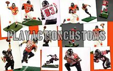 Choice of 1 Atlanta Falcons Custom Action Figure made w/ Mcfarlane NFL