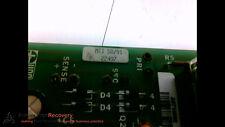 HPC  MTI 50/91 MOTOR OVERLOAD CONTROL BOARD  120V