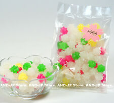 Japanese Food KONPEITO 100g Tiny Sugar Candy Confetti candy Dagashi Special SALE