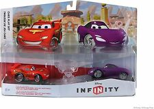 Disney Infinity Cars Playset: Lightning McQueen & Holley Shiftwell - Figures NEW