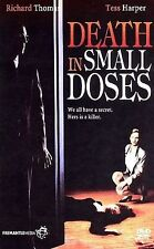 Death In Small Doses, BRAND NEW FACTORY SEALED DVD (2006, Direct Source)