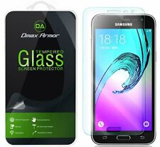 [3-Pack] Dmax Armor Samsung Galaxy J3 (2016) Tempered Glass Screen Protector