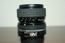 "Nikon Zoom-Nikkor 35-70mm f/3.3-4.5 Ai-S MF Lens Made in  Japan ""Excellent++"""