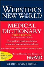 Webster's New World Medical Dictionary, Fully Revised and Updated