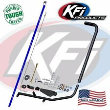 KFI ATV Snow Plow Blade Manual Lift Kit - Winch Alternative for KFI Push Tube