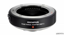 Olympus MMF-3 4/3 to Micro 4/3 Adapter From Japan F/S epacket