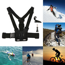 New Gopro Hero SJCAM  Xiaomi Yi Chest Harness Belt Strap Camera Belt Accessories
