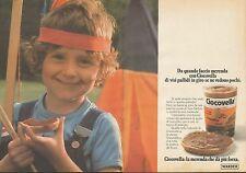 X9480 Ciocovella - OVOMALTINA - Pubblicità 1977 - Advertising