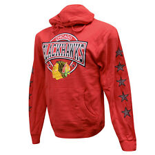 Chicago Blackhawks Mitchell & Ness Down to the Wire Pullover Hoody XXL