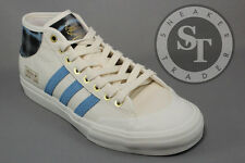ADIDAS MATCHCOURT MID X SNOOP DOGG X GONZ BY4542 LA STORIES WHITE DS SIZE: 8