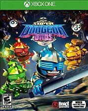 Super Dungeon Bros. (Microsoft Xbox One, 2016) - BRAND NEW
