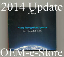 2014 Update for 2003 2004 Acura MDX Navigation DVD Map VER 3.D0 U.S Canada