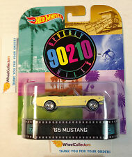 Beverly Hills 90210 * '65 Mustang * 2014 Retro Hot Wheels  * n188