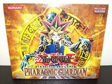Pharaonic Guardian Yugioh Booster Box English Unlimited Edition - NEW SEALED