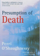 Perri O'Shaughnessy Presumption of Death Very Good Book