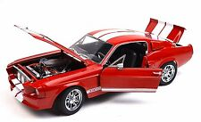 FORD SHELBY GT-500 MUSTANG RED 1:18 GREENLIGHT 12928 NEW LAST STOCK