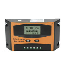 PWM 30A LCD Solar Charge Controller Battery Regulator 12V/24V Auto Timer