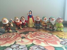 Snow White and the Seven Dwarfs Figurine Set