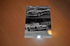 PHOTO DE PRESSE ( PRESS PHOTO ) Chevrolet Cavalier & Camaro de 1988 GM258