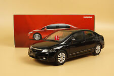 1/18 CHINA new Honda civic black color