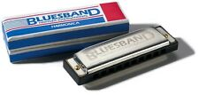 HOHNER BLUESBAND DIATONIC HARMONICA (KEY OF C) *NEW* HH1501C