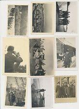La raccolta foto 9 pezzi 2.wk misto (d564)