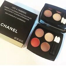 CHANEL LES 4 OMBRES 268 CANDEUR ET EXPERIENCE EYESHADOW FALL 2016 NEW BOXED