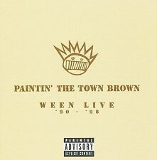 Ween Paintin' The Town Brown 2 x CD *SEALED* Live 1990 - 1998 PA