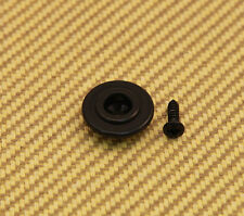 AP-6710-003 (1) Gotoh Black Round String Guide For Fender Precision & Jazz Bass