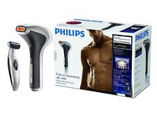 Philips Lumea for MEN TT3003/11 IPL Hair Removal System +Bodygroomer Trimmer NEW