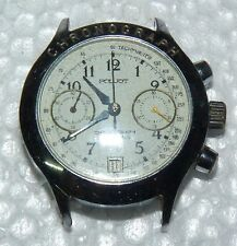 VINTAGE POLJOT MANUAL WINDING CHRONOGRAPH 3133 PARTS REPAIR PROJECT