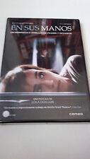 """DVD """"EN SUS MANOS"""" PRECINTADA LOLA DOILLON KRISTIN SCOTT THOMAS PIO MARMAI"""