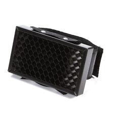 Flash Diffuser Honeycomb Grid Spot Filter fr Canon Nikon Sony Speedlight Softbox