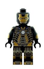 Custom Minifigure Ironman Bones Mark 41 Printed on LEGO Parts