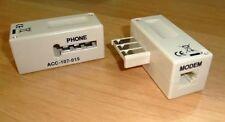 Connettore presa a T RJ11 filtro ADSL telefonia filtre de sortie ADSL téléphone
