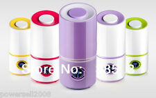New High Quality Nebulizer Ultrasonic Mini Purple Humidifier Sterilization