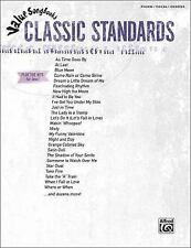 Value Songbooks CLASSIC STANDARDS Piano Vocal Chords Alfred Publishing song book