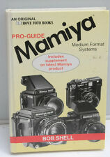 Pro-guide Mamiya Systems Bob Shell Hove 1995 Photography Guide English USED F17
