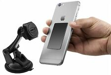 MAG179: Arkon Magnetic Phone Mount Holder for iPhone 6 6S 7 Plus Galaxy S6 S5