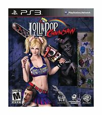 LOLLIPOP CHAINSAW: PS3 / PlayStation 3 Brand New Factory Sealed