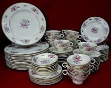 HAVILAND china NEW York ARLINGTON pattern 79-piece SET or Lot dinner salad fruit