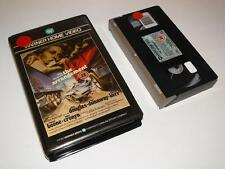VHS Video ~ The Arrangement ~ Kirk Douglas ~Large Case Ex-Rental Pre-Cert~Warner
