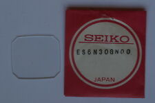 Seiko ES6N30GN00 Vetro Crystal Glass Uhrenglas Verre Original NOS