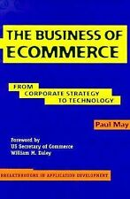Paul Richard May - Business Of Ecommerce (2012) - Used - Trade Paper (Paper