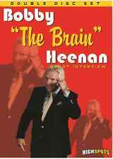 Bobby Heenan Shoot Interview DVD, WCW WWE WWF AWA NWA