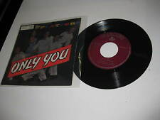 """THE PLATTERS TONY WILLIAMS SPANISH EP 7"""" ONLY YOU + 3"""