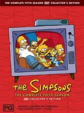 The Simpsons : Season 5 (DVD, 2007, 4-Disc Set)