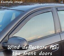 Wind deflectors for Mitsubishi Colt Z30 CZ3 CZT Pre-Facelift 2005-2008 Hatchback