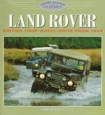 Land Rover by Chris Bennett (1996, Paperback)